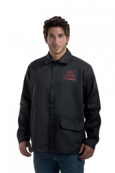 Tillman 9060 Black FR Welding Jacket