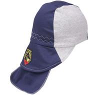 Revco BlackStallion AH1630-NG FR Cotton Welding Cap with Hidden Bill Extension