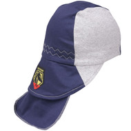 Revco BlackStallion AH1630-NG FR Cotton Welding Cap with Hidden Bill Extension