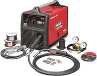 DEMO* Lincoln Power MIG 180C Wire Feed Welder K2473-2