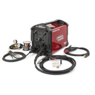 *DEMO* Lincoln Electric POWER MIG 210 MP Multi-Process Welder - K3963-1