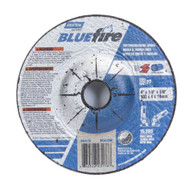 "BlueFire 4-1/2""x1/8""x5/8""-11 ZA ZA Type 27 Grinding and Cutting Wheel box/10"