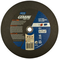 Norton 06101 Gemini 57A AO Type 01/41 Stationary Saw Cut-Off Wheel 10/bx