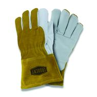 West Chester 6143 Ironcat Premium Grain Goatskin Fleece Lined MIG Welding Gloves