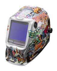 Lincoln Electric K4440-4 Viking 3350 HOT RODDERS™ WELDING HELMET