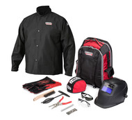 Lincoln Electronic K4590 Introductory Education Welding Gear Ready-Paks