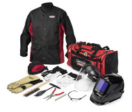 Lincoln Electronic K3715 Premium Welding Gear Ready-Paks