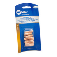 """Miller T-A045CHM AccuLock™ S Contact Tip for 0.045"""" (1.2mm) Wire (Miller blister pack, 10 per pkg)"""