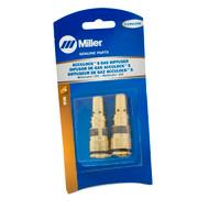 Miller D-MA250M AccuLock™ S Diffuser for MDX™-250 MIG Guns (Miller blister pack, 2 per pkg)