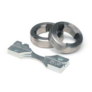 """Lincoln KP1696-030S Drive Roll Kit .023-.030"""" (0.6-0.8mm) Solid Wire"""