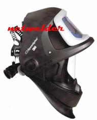3M SPEEDGLAS 9100 FX FLEXVIEW WELD HELMET 06-0600-20SW