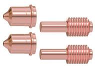 Hypertherm 428244 Dual Pack Electrode Nozzle Duramax LT 15-30 A FineCut