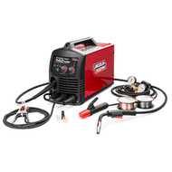 Lincoln K4498-1 Power MIG 140 MP Multi-Process Welder