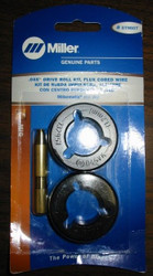 """Miller Genuine .045"""" Drive Roll Kit, FC Wire for Millermatic 212, 252 - 079607"""