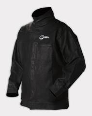 Miller Genuine Arc Armor Leather Welding Jacket - L, XL,2X
