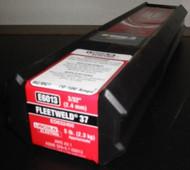 "LINCOLN FLEETWELD 37 E6013 3/32"" STICK ELECTRODE - 5LB  ED033679"