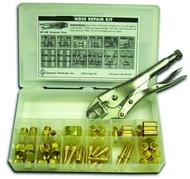 """Weldmark Hose Repair Kit, """"A & B"""" size 3/16"""" / 1/4"""" ID KT28 Tool (Western CK5/7)"""