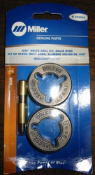 """Miller Genuine .035"""" Drive Roll Kit for Millermatic 212, 252 - Qty 1 - 079595"""