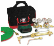 HARRIS STEELWORKER WELDING & CUTTING OUTFIT - 4403239