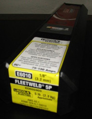 "LINCOLN FLEETWELD 5P E6010 1/8"" STICK ELECTRODE - 5LB"