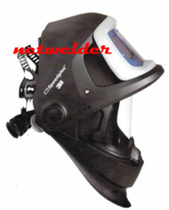 3M SPEEDGLAS 9100 FX FLEXVIEW WELD HELMET 06-0600-30SW
