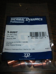 THERMAL DYNAMICS 9-8207 TIP - QTY 5