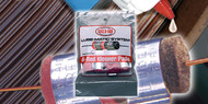 Weld-Aid Lube-Matic Wire Red Kleener Pads - 6/bag - 007061