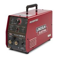 LINCOLN INVERTEC V275-S TIG & STICK WELDER - K2269-1