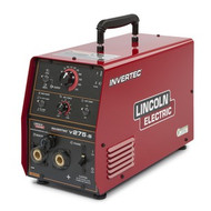 LINCOLN INVERTEC V275-S TIG & STICK WELDER - K2269-1