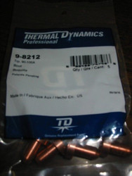 THERMAL DYNAMICS 9-8212 TIP - QTY 5