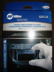 Miller MP-10 Series Inside Lens Covers - 5 pack - 235628
