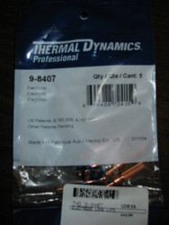 THERMAL DYNAMICS 9-8407 ELECTRODE - QTY 5