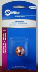 Miller Genuine Drag Shield for Spectrum 375, 375/625 X-treme XT40  - 251960