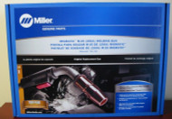 "Miller Genuine M-25 15' 250A MIG Gun for Millermatic 212 & 252 .030-.035"" 169598"