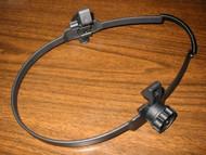 Weldmark Hardhat Adapter for Black, Red Flames & Blue Flames Welding Helmets