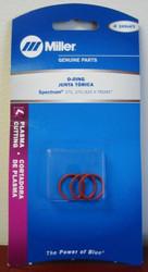 Miller Genuine O-ring for Spectrum 375, 375/625 X-treme XT30/40  3/pk - 249969