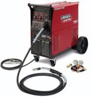 LINCOLN Power MIG 350MP Welder  (push model) K2403-2