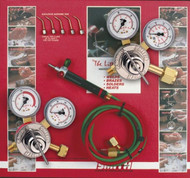 SMITH JEWELRY TORCH OUTFIT w/ regulators 23-1003B
