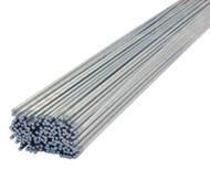 """Harris 4043 - 1/16"""" x 36"""" Aluminum TIG Rod - 1 lb"""