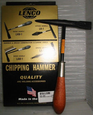 LENCO CHIPPING HAMMER - Weld Cleaning Tool - LHW1