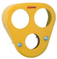 SMITH HARD HAT ASSEMBLY - GAUGE GUARD - H195
