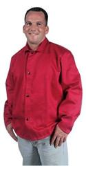 "TILLMAN 6230R 30"" 9 oz. RED Firestop Welding Jacket"