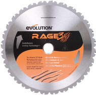 "EVOLUTION TCT 10"" MULTI-PURPOSE SAW BLADE"