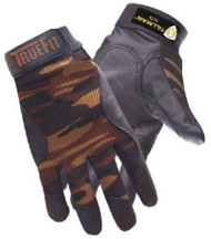 Tillman 1478 CAMO TrueFit Performance Gloves M, L, XL