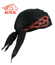 Black Stallion Xtreme BSX FIRERAG  FR DOO RAG