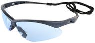 Jackson Nemesis Safety Glasses- blue frame / blue lens 19639