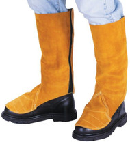 "TILLMAN 530CL 14"" HIGH LEATHER SHOE & LEG PROTECTORS"