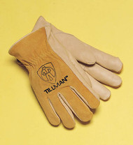Tillman 1414 Top Grain Leather Driving Gloves - S, M, L, XL, XXL