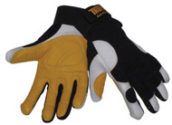 TILLMAN 1489 ANTI-VIBRATION TRUEFIT GLOVES - L, XL
