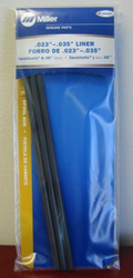 "Miller Genuine Liner .023-.035"" for Spoolmatic & XR Series - 3/pk - 136682"